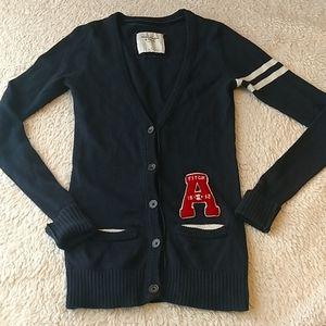 Abercrombie & Finch Cardigan Sweater
